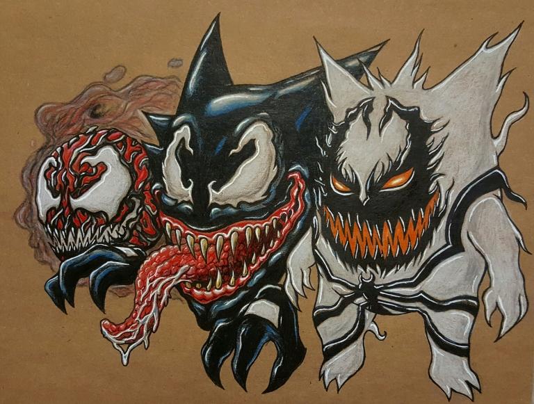 The Phantom Symbiotes